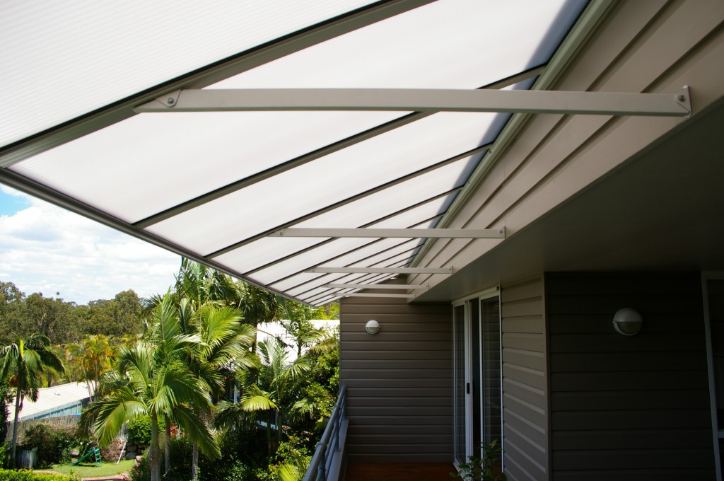 Polycarbonate Awnings Gold Coast Gt Blinds Amp Awnings